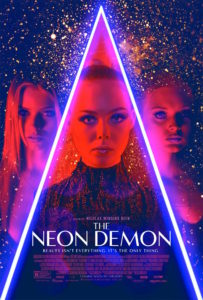 Neon demon plakat 1